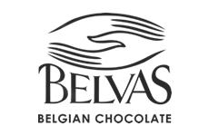 Belvas Belgian Chocolate company logo